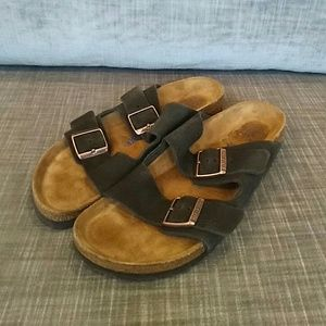 Birkenstock Arizona SoftBed Sandals